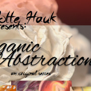 organic abstraction banner