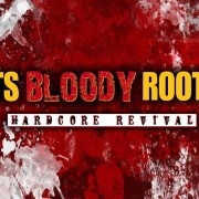 roots bloody roods hardcore banner