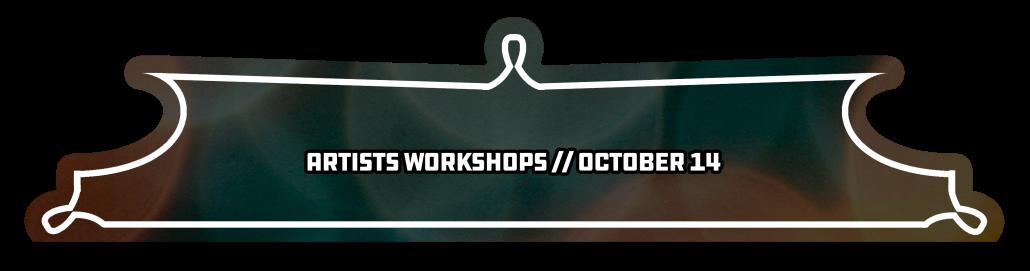 Artists Workshops